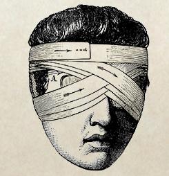 Лінзи не можуть призвести до сліпоти