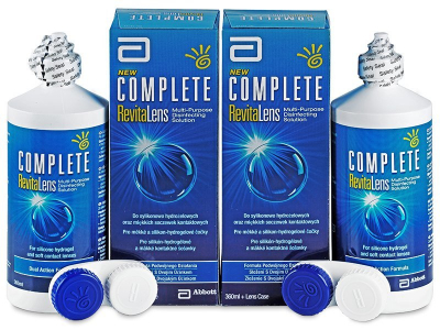 Розчин Complete RevitaLens 2 x 360 ml