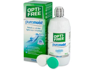 Розчин OPTI-FREE PureMoist 300ml
