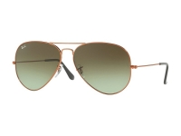 alensa.ua - Контактні лінзи - Ray-Ban Aviator Large Metal II RB3026 9002A6