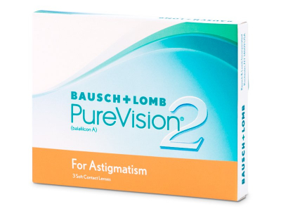 PureVision 2 for Astigmatism (3 шт.)