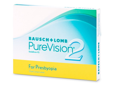 PureVision 2 for Presbyopia (3 шт.)