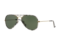 alensa.ua - Контактні лінзи - Ray-Ban Aviator Full Color RB3025JM 171