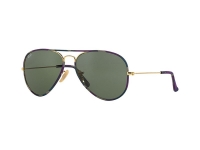 alensa.ua - Контактні лінзи - Ray-Ban Aviator Full Color RB3025JM 172