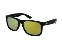 alensa.ua - Контактні лінзи - Сонцезахисні окуляри Alensa Sport Black Gold Mirror