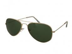 Сонцезахисні окуляри Alensa Pilot Gold
