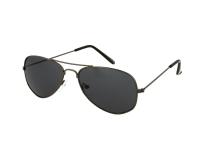 alensa.ua - Контактні лінзи - Дитячі сонцезахисні окуляри Alensa Pilot Ruthenium