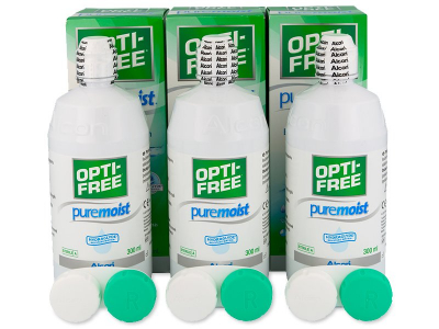 Розчин OPTI-FREE PureMoist 3x300ml