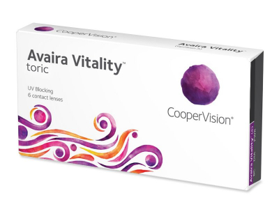 Avaira Vitality Toric (6 лінз)