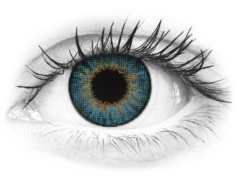 Air Optix Colors - Blue - діоптричні (2шт.)