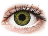 alensa.ua - Контактні лінзи - Air Optix Colors - Gemstone Green - діоптричні