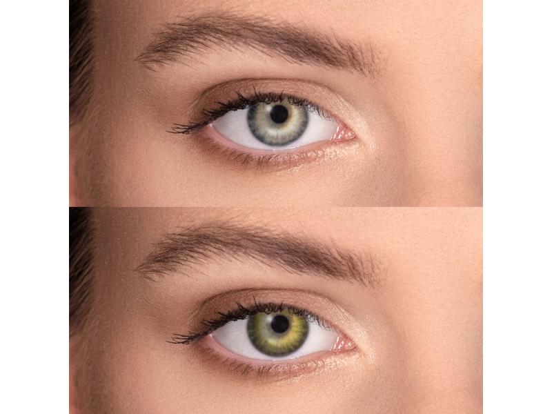 Air Optix Colors - Gemstone Green - діоптричні (2шт.)
