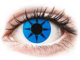 alensa.ua - Контактні лінзи - ColourVUE Crazy Lens - Blue Star - недіоптричні