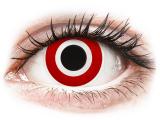 alensa.ua - Контактні лінзи - ColourVUE Crazy Lens - Bulls Eye - недіоптричні