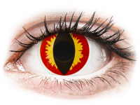 alensa.ua - Контактні лінзи - ColourVUE Crazy Lens - Dragon Eyes - недіоптричні