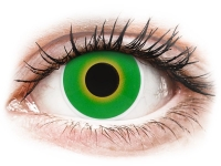 alensa.ua - Контактні лінзи - ColourVUE Crazy Lens - Hulk Green - недіоптричні