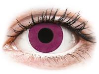 alensa.ua - Контактні лінзи - ColourVUE Crazy Lens - Purple - недіоптричні