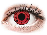 alensa.ua - Контактні лінзи - ColourVUE Crazy Lens - Sasuke - недіоптричні