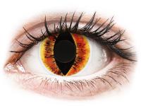 alensa.ua - Контактні лінзи - ColourVUE Crazy Lens - Saurons Eye - недіоптричні