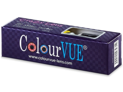 ColourVUE Crazy Lens - Sky Blue - недіоптричні (2 шт.)