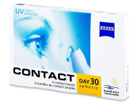 alensa.ua - Контактні лінзи - Carl Zeiss Contact Day 30 Spheric