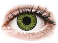 alensa.ua - Контактні лінзи - TopVue Color daily - Fresh green - діоптричні