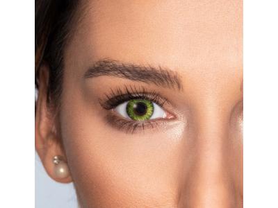 TopVue Color daily - Fresh green - діоптричні (10шт.)