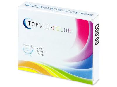 TopVue Color - Brown - недіоптричні (2 шт.)