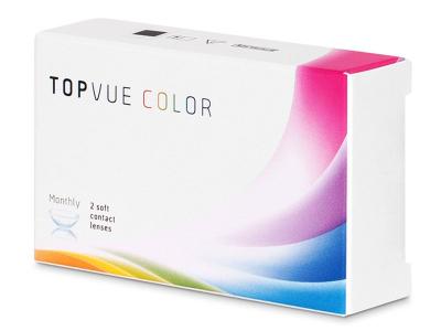 TopVue Color - Grey - недіоптричні (2 шт.)