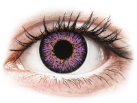 alensa.ua - Контактні лінзи - ColourVUE Glamour Violet - недіоптричні