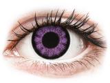 alensa.ua - Контактні лінзи - ColourVUE BigEyes Ultra Violet - недіоптричні