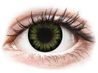 alensa.ua - Контактні лінзи - ColourVUE BigEyes Party Green - недіоптричні