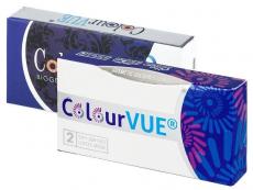 ColourVUE 3 Tones Blue - діоптричні (2шт.)