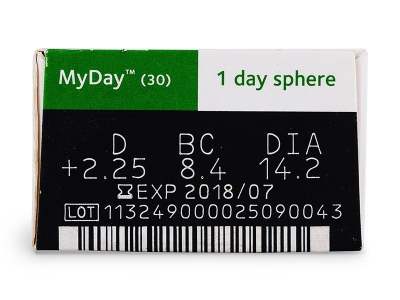 MyDay daily disposable (30шт.)