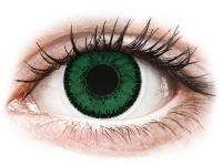 alensa.ua - Контактні лінзи - SofLens Natural Colors Emerald - недіоптричні