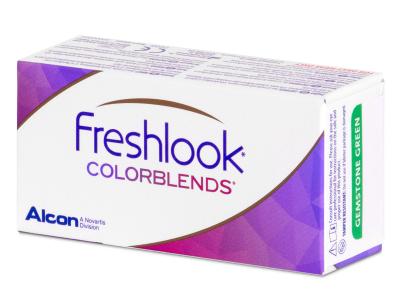 FreshLook ColorBlends Amethyst - діоптричні (2 шт.)
