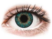 alensa.ua - Контактні лінзи - FreshLook ColorBlends Turquoise - діоптричні