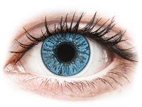 alensa.ua - Контактні лінзи - FreshLook Colors Sapphire Blue - діоптричні