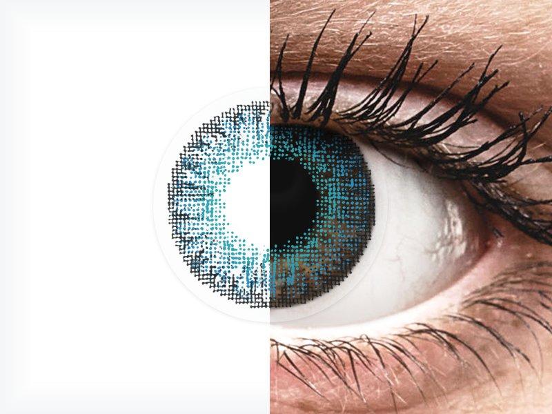 Air Optix Colors - Brilliant Blue - діоптричні (2шт.)
