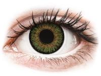 alensa.ua - Контактні лінзи - FreshLook One Day Color Green - діоптричні