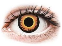 alensa.ua - Контактні лінзи - ColourVUE Crazy Lens - Orange Werewolf - Одноденні недіоптричні