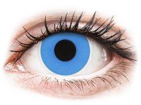 alensa.ua - Контактні лінзи - ColourVUE Crazy Lens - Sky Blue - Одноденні недіоптричні