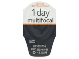 Proclear 1 Day multifocal (30 шт.)