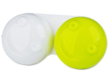 alensa.ua - Контактні лінзи - 3D контейнер для лінз - зелений