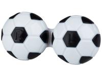 Контейнер для лінз Football - чорний