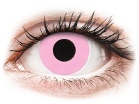 alensa.ua - Контактні лінзи - ColourVUE Crazy Lens - Barbie Pink - недіоптричні