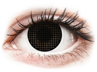 alensa.ua - Контактні лінзи - ColourVUE Crazy Lens - Black Screen - недіоптричні