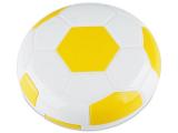 alensa.ua - Контактні лінзи - Кейс для лінз Football - жовтий