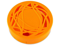 Кейс з орнаментом - помаранчевий