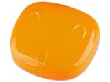 alensa.ua - Контактні лінзи - Кейс для лінз Face - помаранчевий